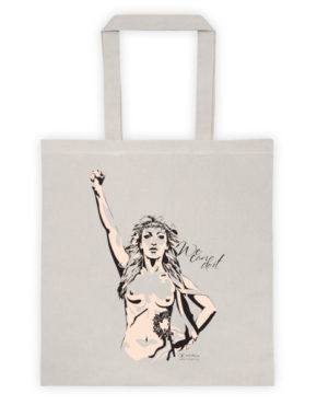 "Femen Bag ""We Can Do It"""