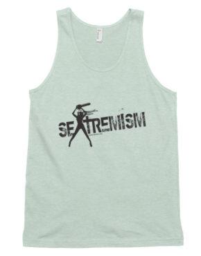 "Femen Unisex Tank Top ""Sextremism III"""