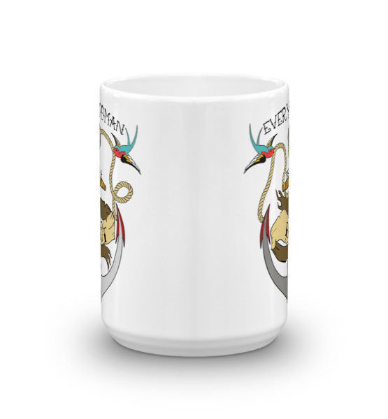 "Femen Mug ""Every Woman Is A Riot"""
