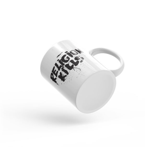 "Femen Mug ""Religion Kills"""