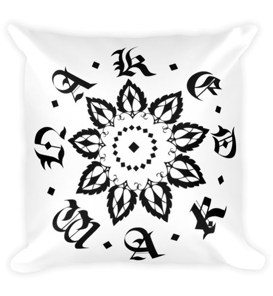 "Femen Pillow ""Naked War II"""