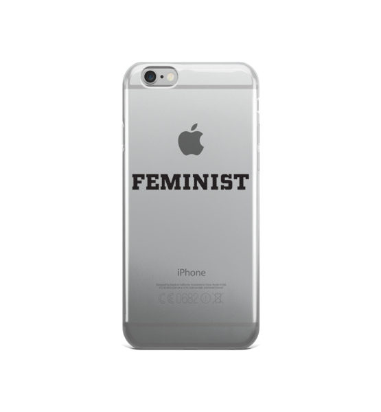 "Femen iPhone Case ""Feminist"""