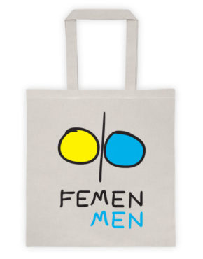 "Femen Bag ""Femen Men"""
