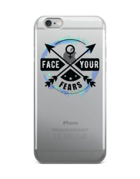 "Femen iPhone Case ""Face Your Fears"""