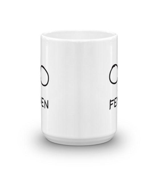 "Femen Mug ""Logo"""