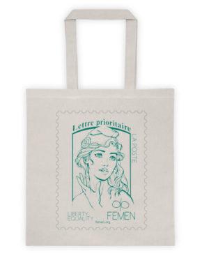 """Femen Bag """"Lettre Prioritaire"""""""