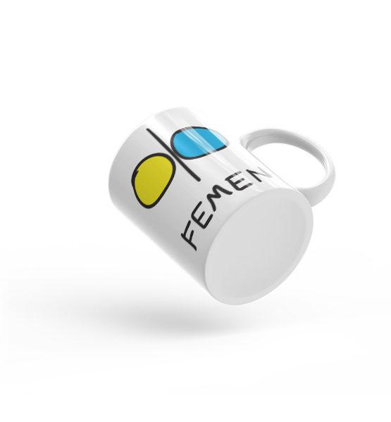 """Femen Mug """"Femen"""""""