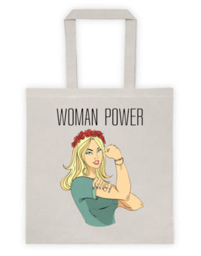 "Femen Bag ""Woman Power"""
