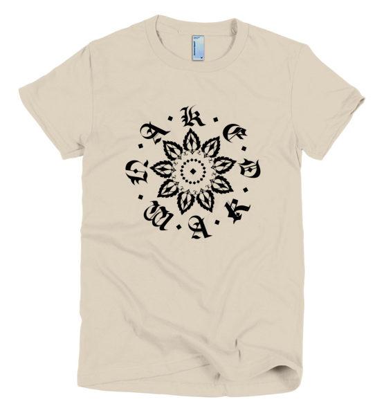 """Femen Woman's T-Shirt """"Naked War II"""""""