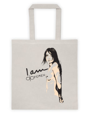 "Femen Bag ""I Am Femen"""