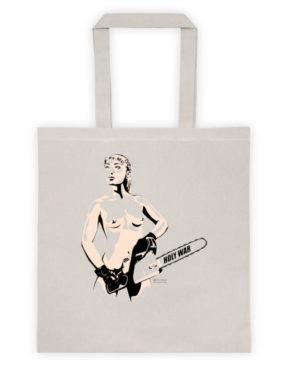 "Femen Bag ""Holy War"""