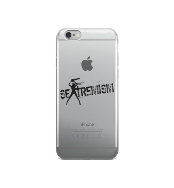 "Femen iPhone Case ""Sextremism III"""