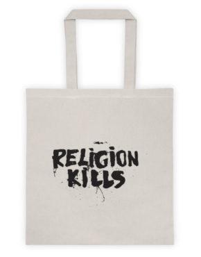 "Femen Bag ""Religion Kills"""