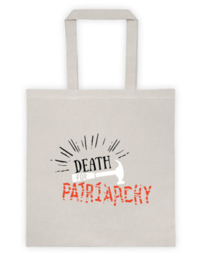 "Femen Bag ""Death For Patriarchy"""
