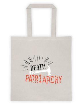 """Femen Bag """"Death For Patriarchy"""""""