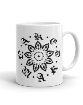 "Femen Mug ""Naked War II"""