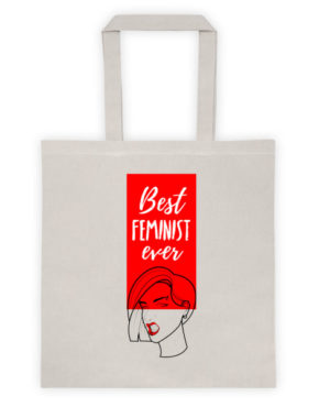 "Femen Bag ""Best Feminist Ever"""