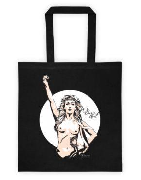 "Femen Bag ""We Can Do It Dark"""