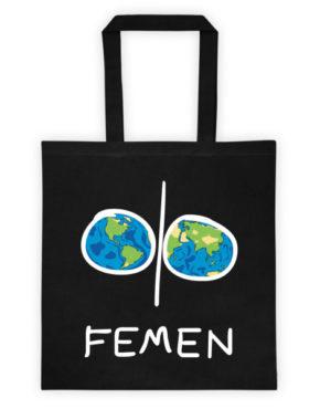"Femen Bag ""Earth Dark"""